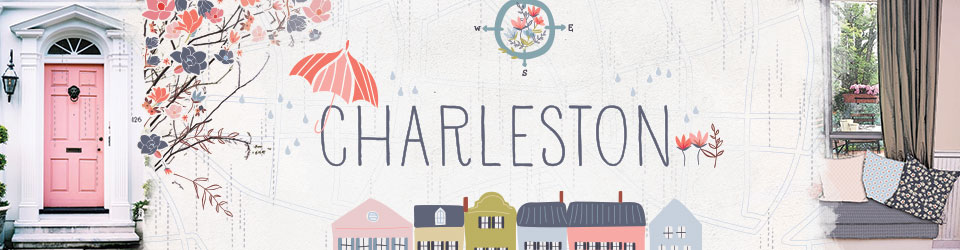 CHARLESTON by Amy Sinibaldi - Art Gallery Fabrics