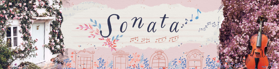 SONATA Collection by Amy Sinibaldi