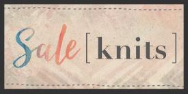 Sale - Knits