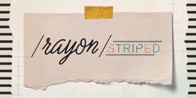 Rayon - STRIPED