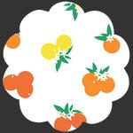 Citrus Sunrise in Knit