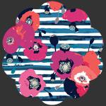 Paparounes Crimson in Knit