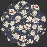 Magnolia Nightfall in Knit