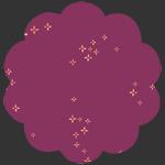 Twinklestar Berry in Knit