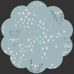 Starbright Fog in Knit