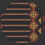 Harvest Trails Noir in Knit