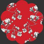 Magnolia Study Silkroad in Knit