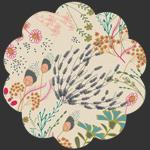 Meadow Vivid in Knit