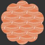Rumpled Nectarine in Knit