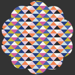 Tripixels Loud in Knit
