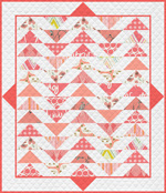 Temporarily out of stock Plenum Quilt - No.3 Coraline - FQ