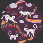 Rainbow Jaguar