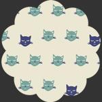 Cat Nap Blu in Knit (Avl Feb 2020)