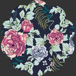 Everblooming Camellias Dim