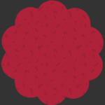 Dainty Fleuriste Ruby