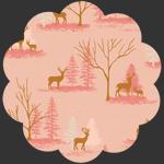 Deer in Winterland