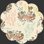 Dandelion Doe Parsnip in Flannel