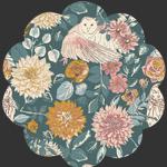 Owl Things Floral