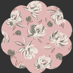 Bed of Roses Mauve