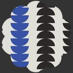 Flipped Semicircles