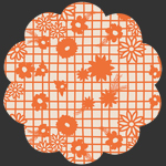 Papel Picado Naranja
