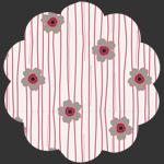 Flowerfall Ruby
