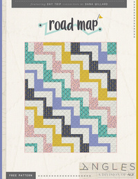 Road Map by Dana Willard