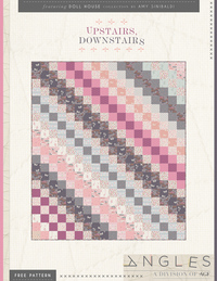Upstairs & Downstairs by Amy Sinibaldi