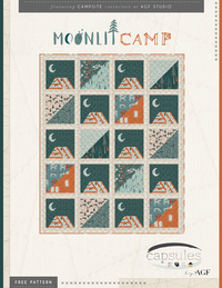 Moonlit Camp by AGF Studio