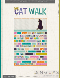 Cat Walk by Jessica Swift