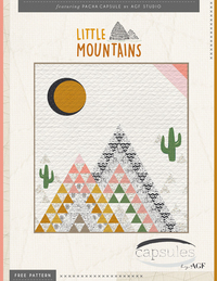 Little Mountains by AGF Studio