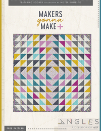 Makers Gonna Make by AGF Studio