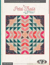 Petal Trails by AGF Studio