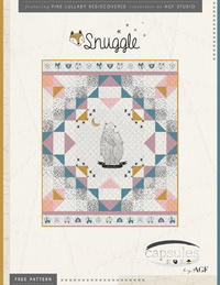 Snuggle by AGF Studio